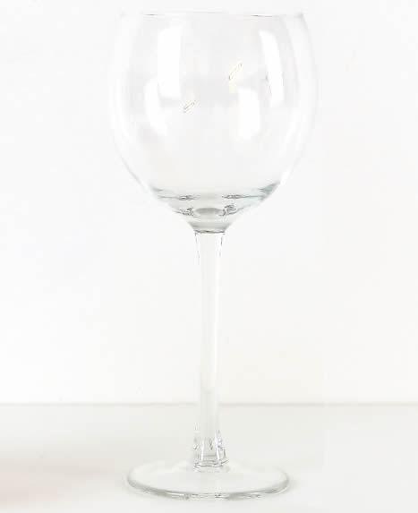 Windlicht Weinglas